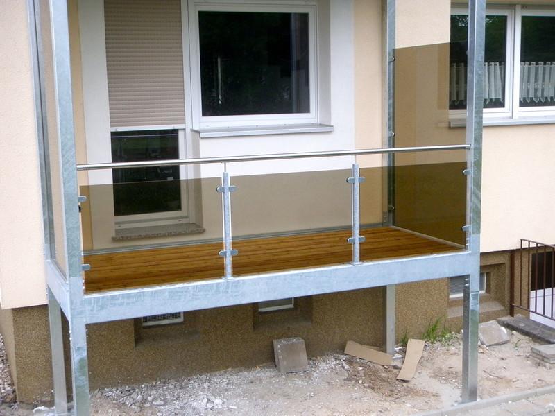 metallbau behnke gmbh balkonanlagen. Black Bedroom Furniture Sets. Home Design Ideas